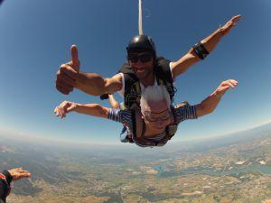 PACA parachutisme