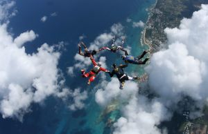 Formation de parachutiste