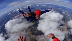 Stage de parachutisme PACA