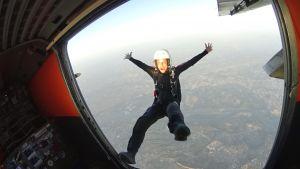 Sauter en parachute avec le stage PAC près de Marseille