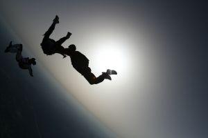 Saut en parachute Brevet B2