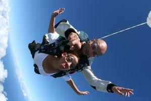 saut parachute tandem Guadeloupe