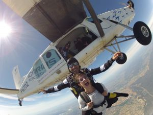 initiation parachutisme