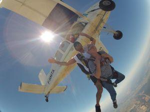 initiation biplace parachute à tout age