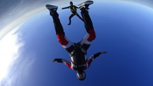 Perfectionnement parachutisme